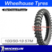 100/90-19 57M Michelin Starcross 5 Sand