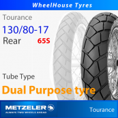 130/80-17 (65S) Metzeler Tourance TT - Rear (Crossply)