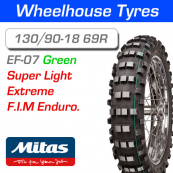 130/90-18 69R Green Super Light Mitas EF-07 F.I.M