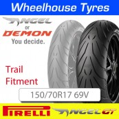 150/70R17 69V Pirelli Angel GT Trail TL