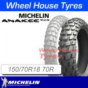 150/70R18 70R Anakee Wild Michelin TL Rear