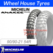 90/90-21 54R Anakee Wild Michelin TL Front
