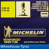 Michelin MX Tube 10MBR - 2.50-10, 2.75-10
