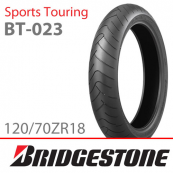120/70ZR18 Bridgestone BT-023F (59W)