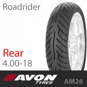 4.00-18 AVON Roadrider AM26 64V Rear