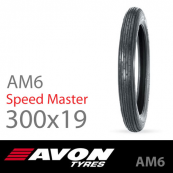 3.00-19 Avon Speedmaster AM6 54S TT