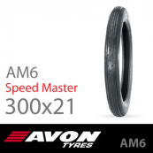 3.00-21 Avon Speedmaster AM6 57S TT