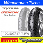 190/50ZR17 (73W) Pirelli Angel ST