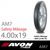 4.00-19 Avon AM7 Safety Mileage MkII 65S TT
