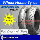 Michelin Road 5 Pair Deal - All Sizes