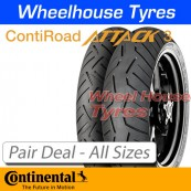 Continental RoadAttack 3 Pair Deal - All Sizes
