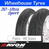 Avon 3D Ultra Sport - Pair Deal
