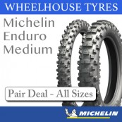 Michelin Enduro Medium Pair Deal - All Sizes