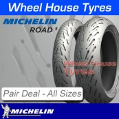 Michelin Road 5 Trail Pair Deal - All Sizes