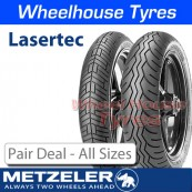 Metzeler Lasertec Pair Deal - All Sizes