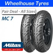 Mitas MC 7 Pair Deal - All Sizes