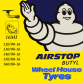 Michelin Tube (Central 90 Deg Valve) 120/90, 130/90, 140/90, 150/80, 160/80-16