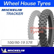 100/90-19 57R Tracker Michelin TT Rear