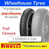 110/80R19 59V Pirelli Angel GT Trail TL