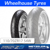 110/70ZR17 54W Metzeler Roadtec Z8 Interact (M)