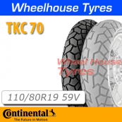 110/80R19 59V TKC70 M&S Continental TL
