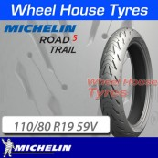 110/80R19 59V Road 5 Trail Michelin T/L Front
