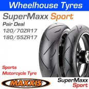 Maxxis Supermaxx Sport - Pair Deals