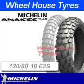 120/80-18 62S Anakee Wild Michelin TT Rear