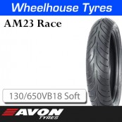 130/650VB18 AM23 Soft Rear Avon Race 12029C