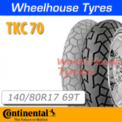 140/80R17 69T TKC70 M&S Continental TL