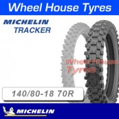 140/80-18 70R Tracker Michelin TT Rear