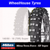140/80-18 70R EF Yellow Super T/Force Mitas