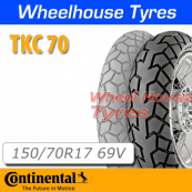 150/70R17 69V TKC70 M&S Continental TL Rear