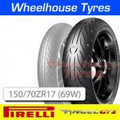 150/70ZR17 (69W) Angel GT 2 TL Rear Pirelli