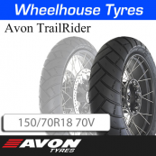 150/70R18 70V AV54 Trailrider Avon TL Rear