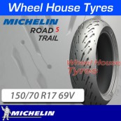 150/70R17 69V Road 5 Trail Michelin T/L Rear