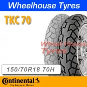 150/70R18 70H TKC70 M&S Continental TL