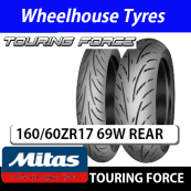 160/60ZR17 (69W) Touring Force Mitas TL