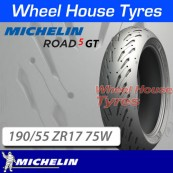 190/55ZR17 (75W) Road 5 GT Michelin T/L