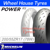 200/55ZR17 (78W) Power RS Michelin T/L