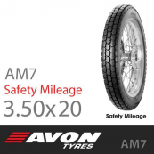 3.50-20 Avon AM7 Safety Mileage MkII 58H TT