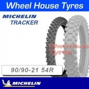 90/90-21 54R Tracker Michelin T/T Front