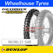 90/90-21 54R Dunlop Geomax Enduro Medium T/T