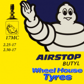 Michelin Tube 2.25, 2.50-17