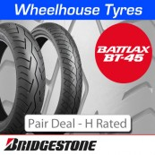 Bridgestone BT45 H Rated - Pair Deal