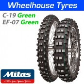 90/90-21 & 140/80-18 Mitas Super Light Enduro Tyres and Nitro Mousse Deal