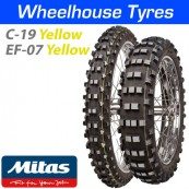90/90-21 & 140/80-18 Mitas Super Enduro Tyres and Nitro Mousse Deal