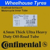 Continental Tubes CHC21 4.5mm Ultra Heavy Duty MX/Enduro 21""