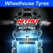 NM18-285RS Soft 110/100-18 Nitro Mousse