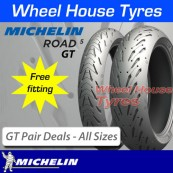 Michelin Road 5 GT Tyre Pair Deal